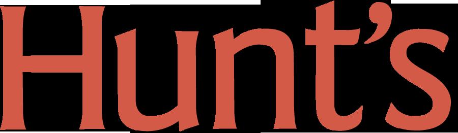 Hunts logo standard